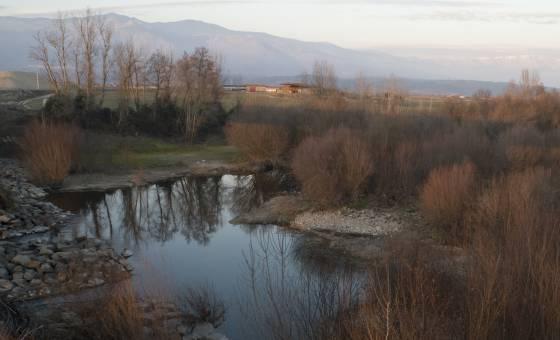 Los ríos de la Península pierden agua