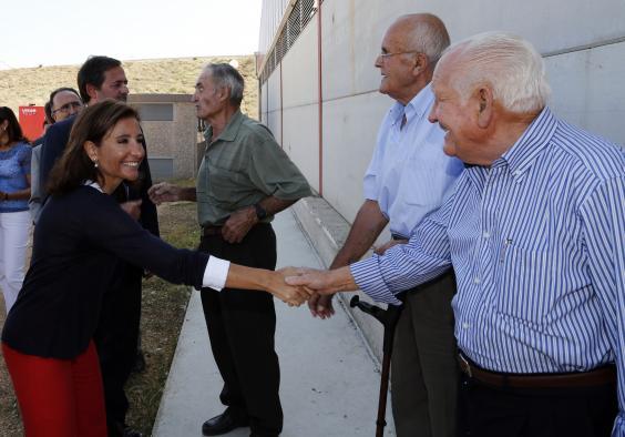 """Marta García: """"El Plan del Júcar garantiza más agua en Albacete y prioriza las obras de la segunda fase de sustitución de bombeos"""""""