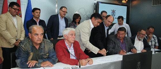 La Mesa del Agua suscribe un manifiesto para garantizar el abastecimiento de Albacete