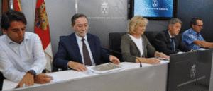 La alcaldesa defiende su gestión en las inundaciones