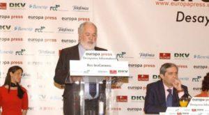 Arias Cañete: «La planificación hidrológica ha tenido un avance sin precedentes»