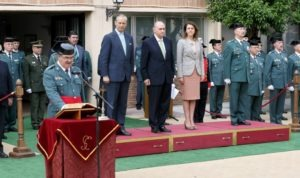 El ministro del Interior 'comprometido' con reforzar la seguridad en el campo